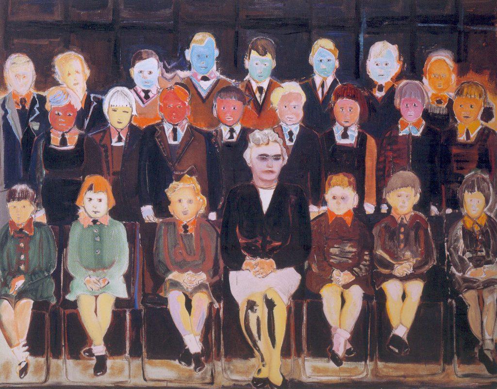 Marlene Dumas School Picture