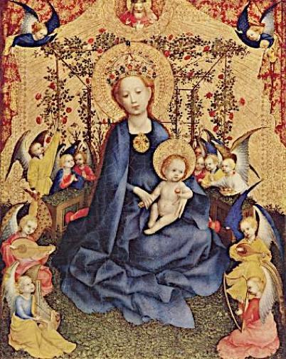 Maria im Rosenhag Small